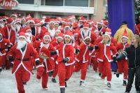 Santa Run Goed doel