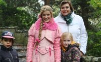 Prinses in de Efteling